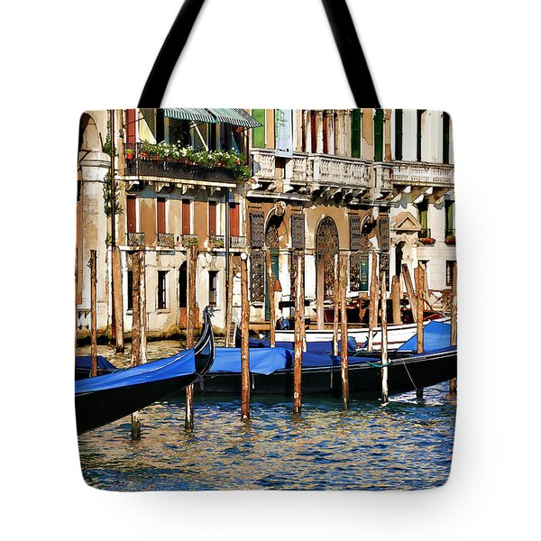 Venice Untitled Tote Bag