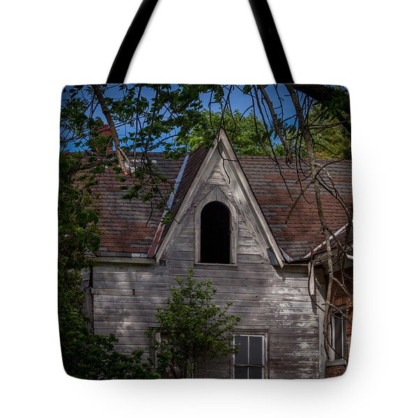 Ventilated Tote Bag