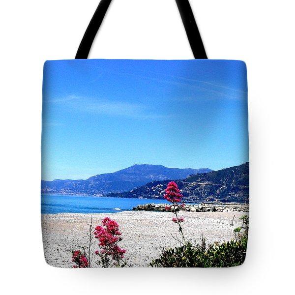Ventimiglia Italia Tote Bag