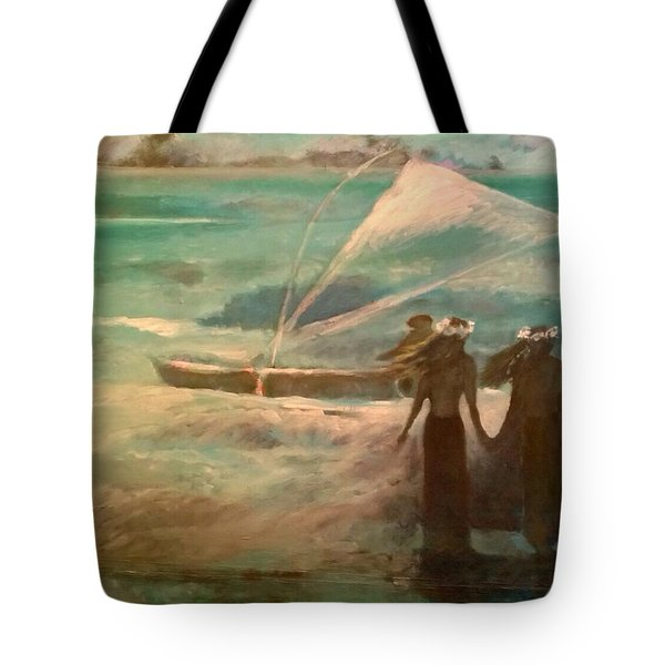 Vento Alle Hawaii Tote Bag