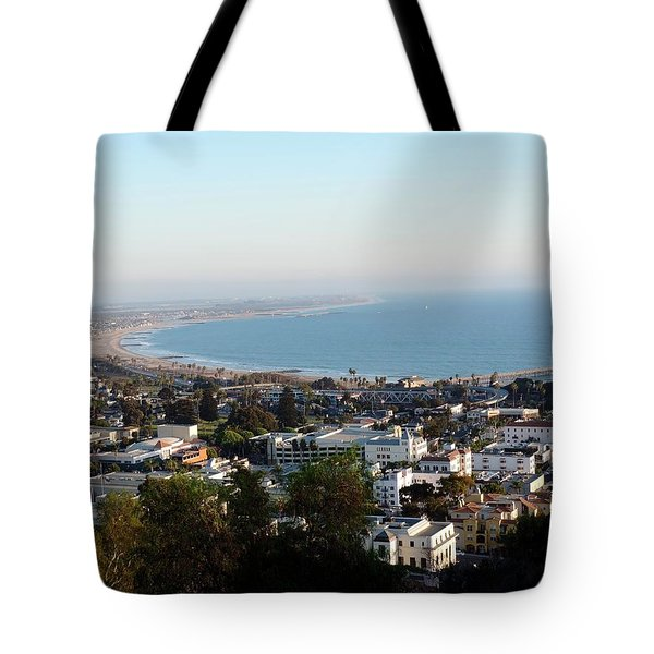 Ventura Coastline Tote Bag