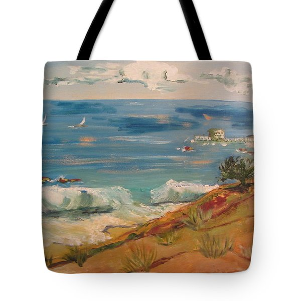 Ventura Imagined Tote Bag