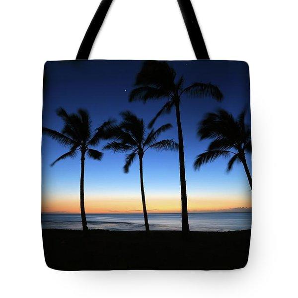 Venus At Sunset Tote Bag