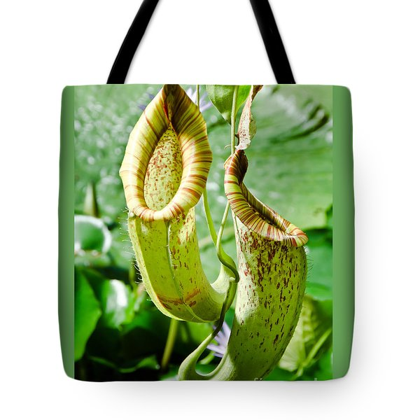 Venus Fly Catcher Tote Bag