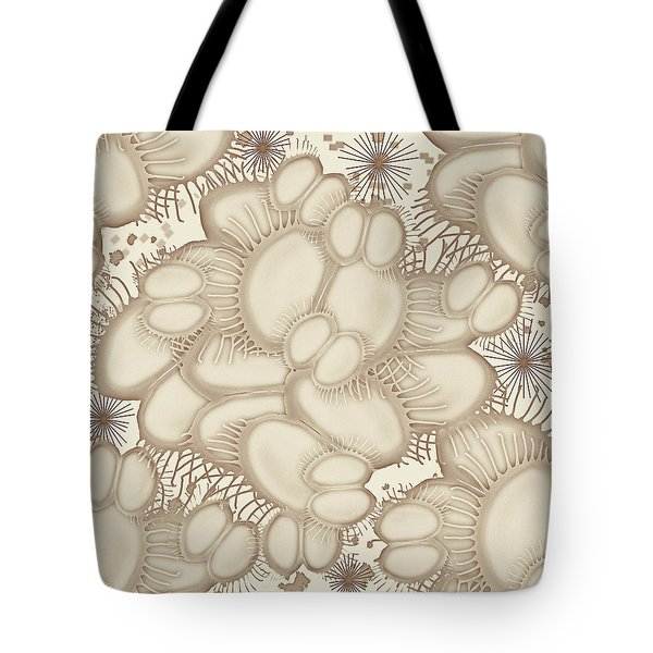 Venus Fly Trap Tote Bag