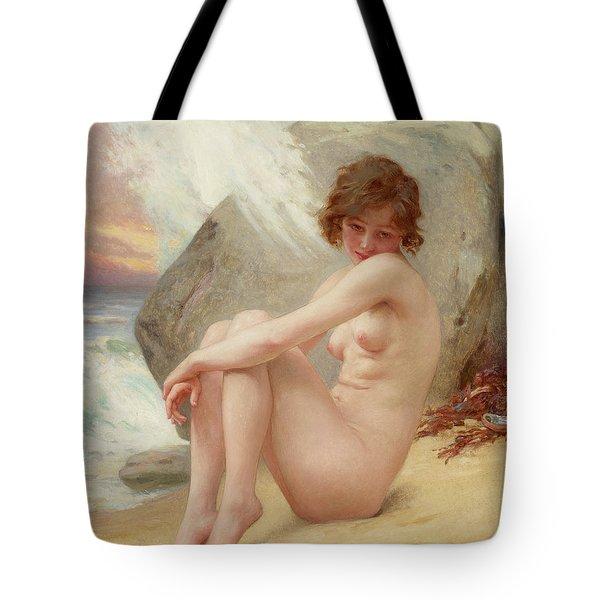 Venus Marine Tote Bag