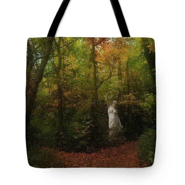 Venus Of The Woodland Tote Bag