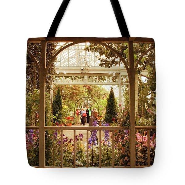 Veranda Views Tote Bag