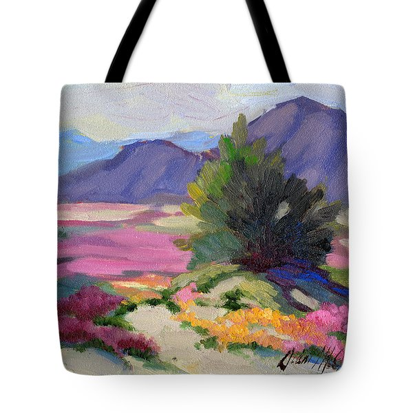 Verbena 2 Tote Bag by Diane McClary