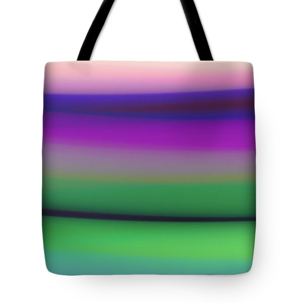 Verbena Stripe Tote Bag