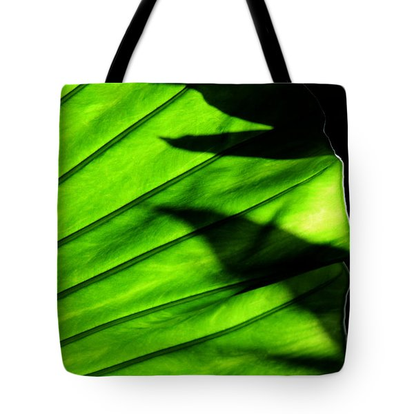 Tote Bag featuring the photograph Verdant by Silke Brubaker