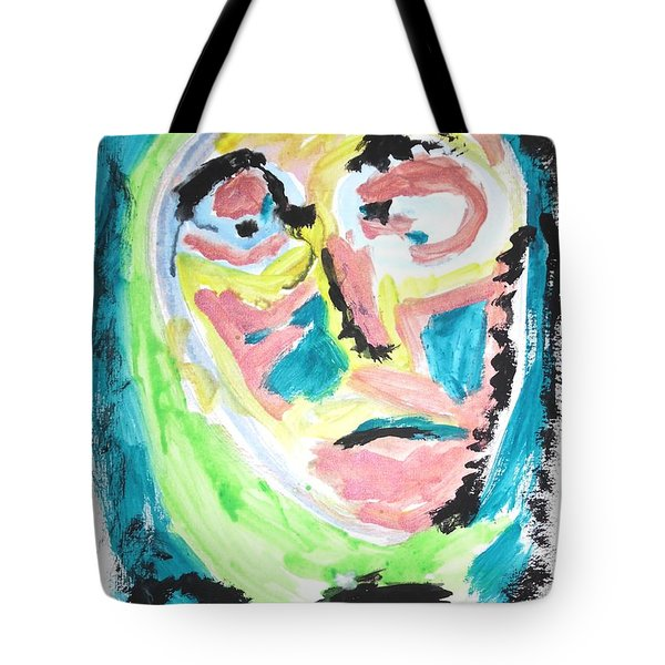 Verging On Morbidity Tote Bag by Esther Newman-Cohen