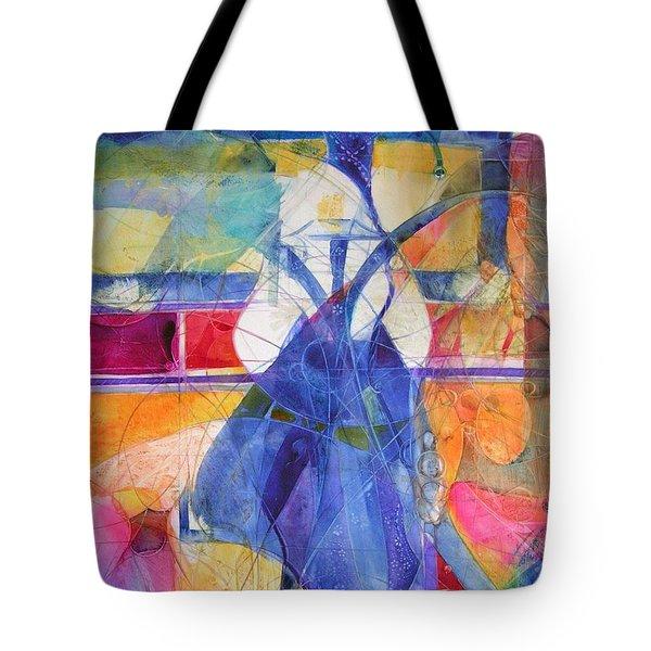 Vermeer Was Here Tote Bag