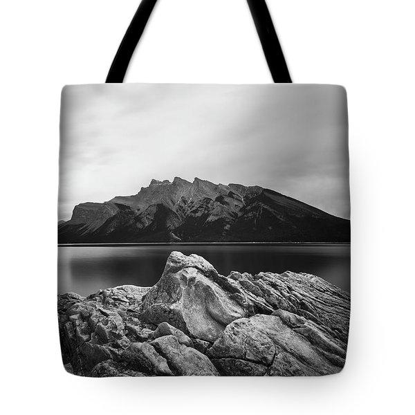 Vermilion Lake Tote Bag