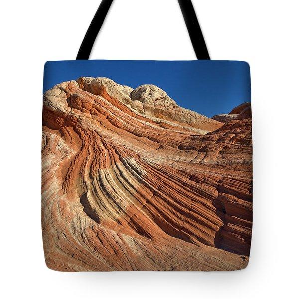 Vermillion Cliffs Sandstone Tote Bag
