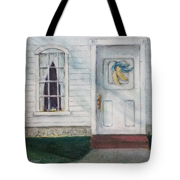 Vermont Fall Colors Tote Bag