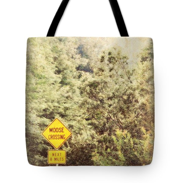 Vermont In Winter Tote Bag