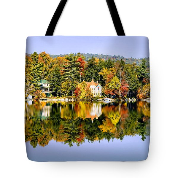 Vermont Reflections Tote Bag