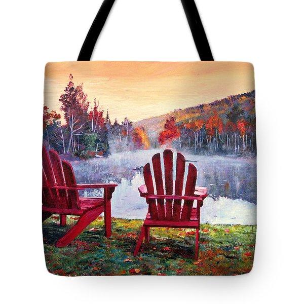 Vermont Romance Tote Bag