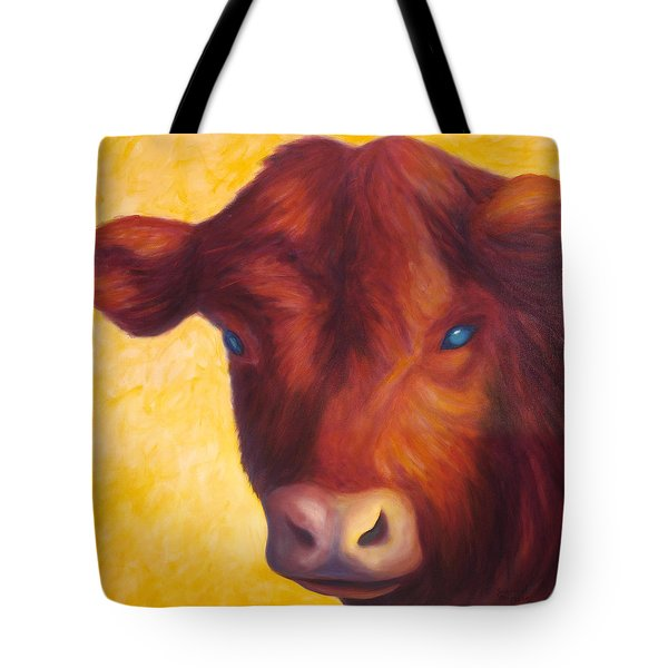 Vern Tote Bag by Shannon Grissom
