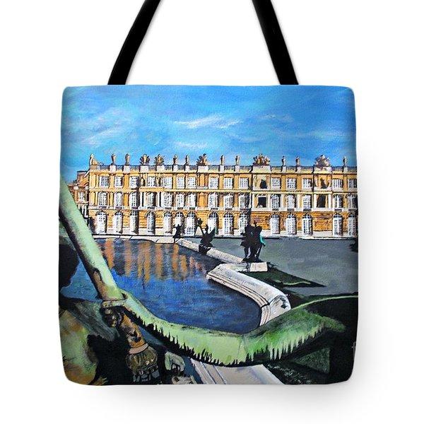 Versailles Palace Tote Bag