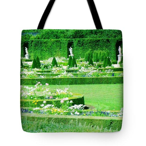 Versailles Pathways Tote Bag