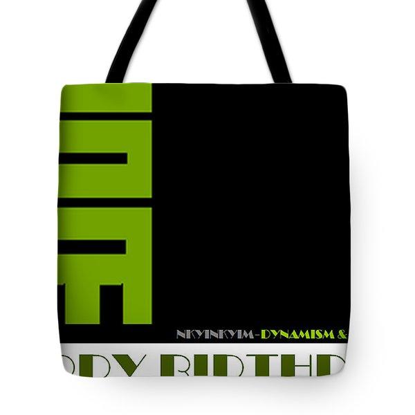 Versatility Tote Bag