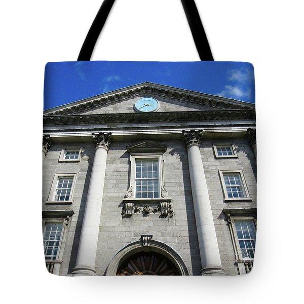 Downtown Dublin 4 Tote Bag