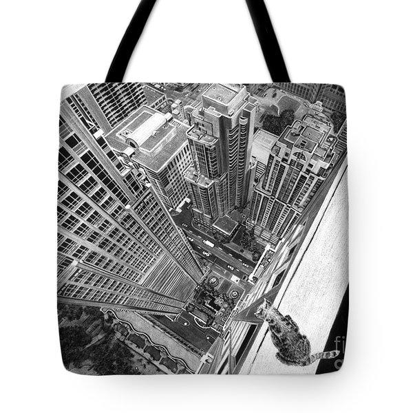 Vertigo Kitty Tote Bag