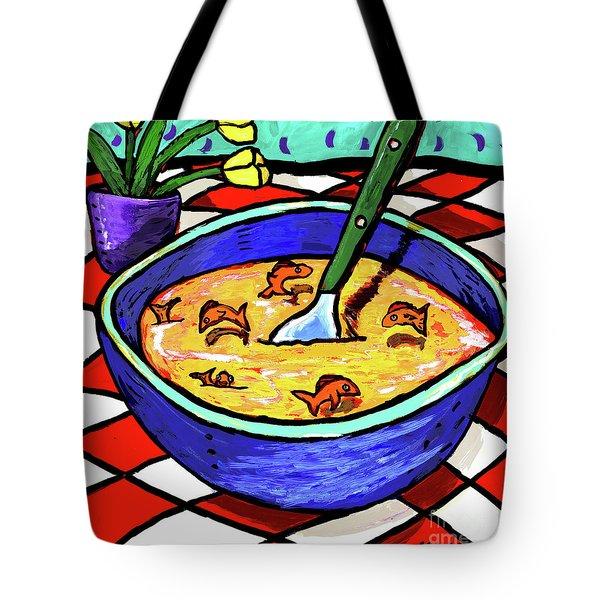 Very Fresh Bouilliabase Tote Bag