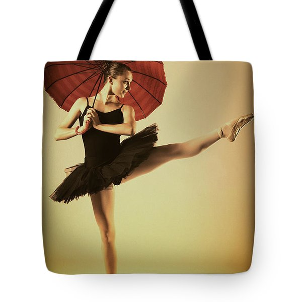 Very Pointey And Warm Tote Bag