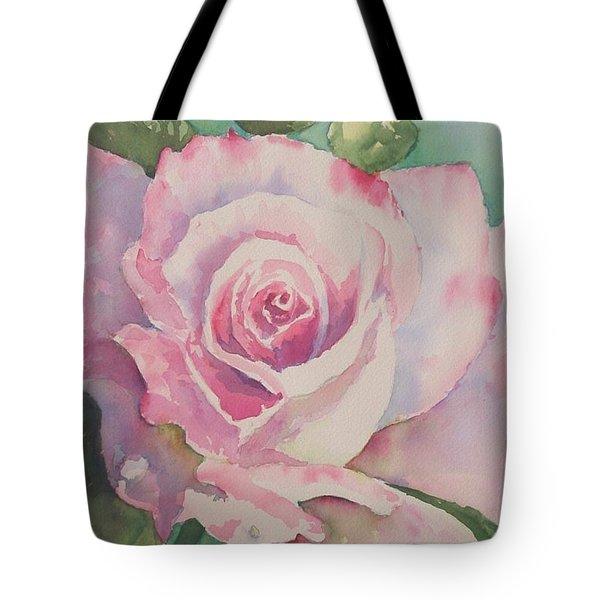 Very Rose  Tote Bag