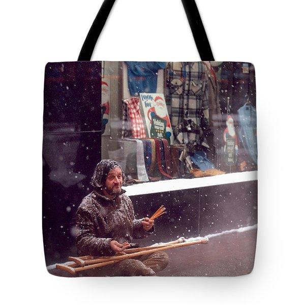 Vet Selling Pencils Tote Bag