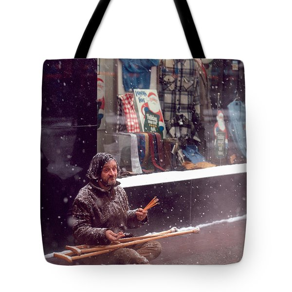 Vet Selling Pencils Tote Bag