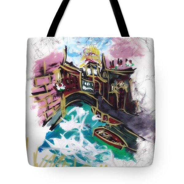 Vezzoso Tote Bag