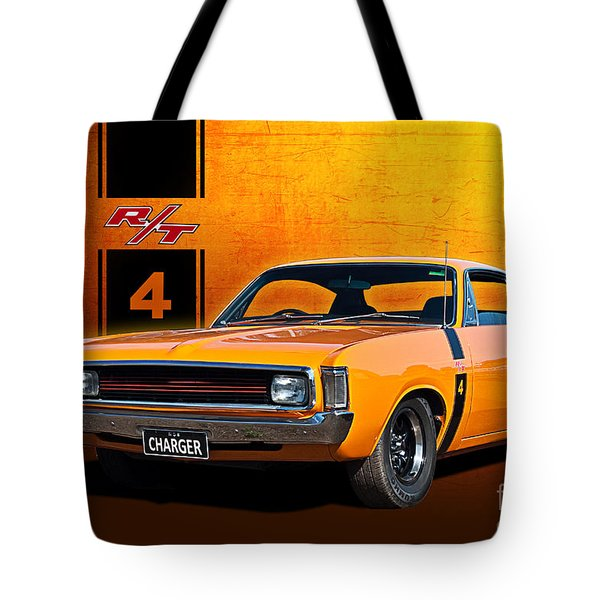 Vh Valiant Charger Tote Bag