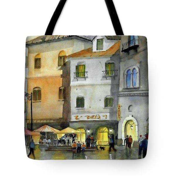via Corso Tote Bag