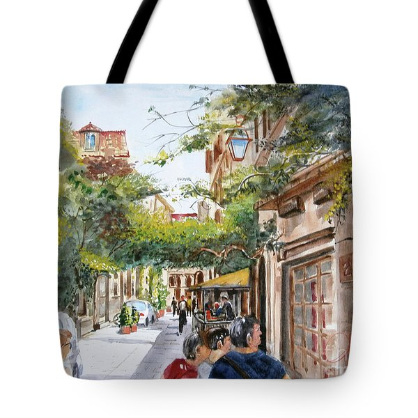 via Margutta Tote Bag