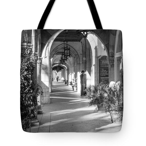 Via Two Tote Bag