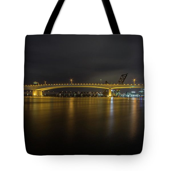 Viaduct Tote Bag
