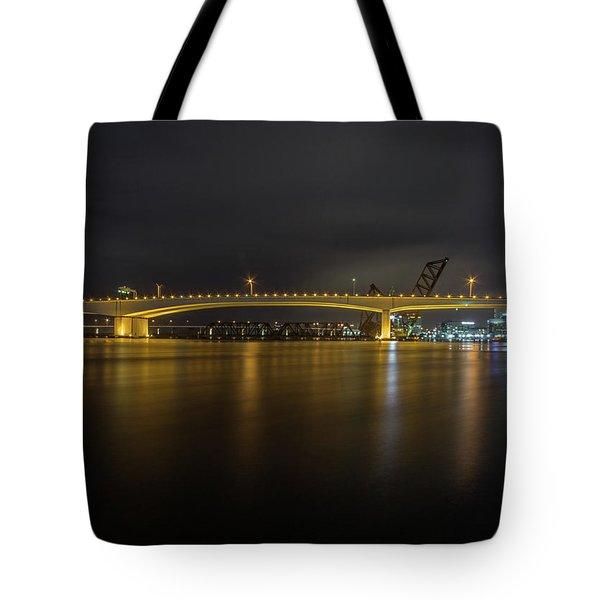 Viaduct Tote Bag