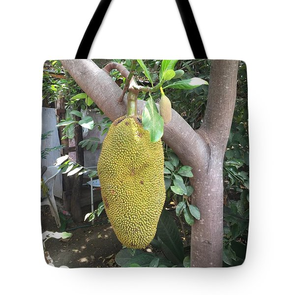 Tote Bag featuring the photograph Viagra From A Tree by Cindy Charles Ouellette