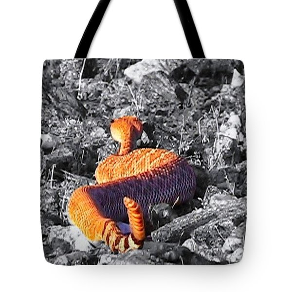 Vibora Tote Bag