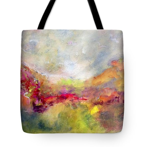 Vibrancy Tote Bag