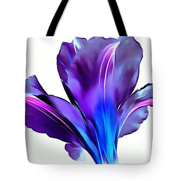 Vibrant Amaryllis Tote Bag