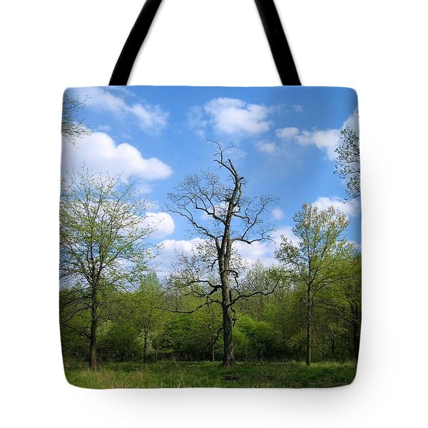 Vibrant Individualism Tote Bag