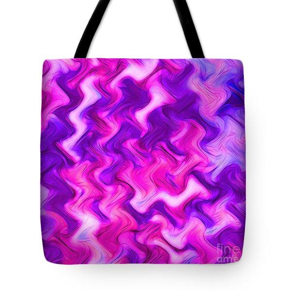 Vibrant Soul Tote Bag