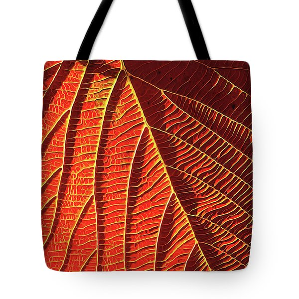 Vibrant Viburnum Tote Bag
