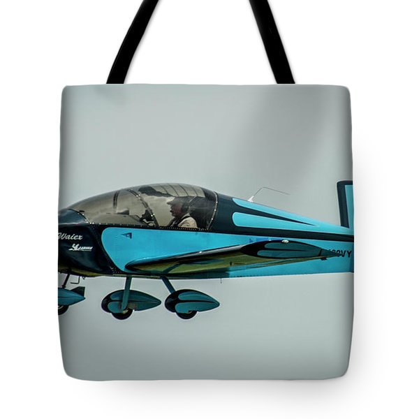 Vic Vicari Revised Tote Bag