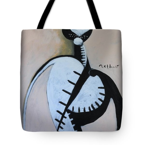 Vicis No. 4  Tote Bag